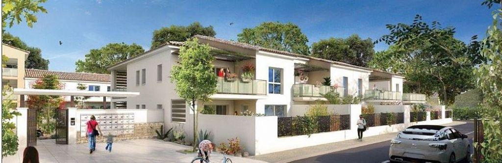 DOMAINE ALPHONSE DAUDET, programme immobilier 38 villas et appartements, CAISSARGUES - GARD