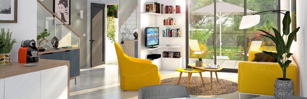Le Jardin des Cèdres, programme immobilier 26 appartements, NIMES - GARD