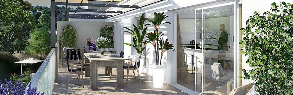 PARC ANGELO, programme immobilier 24 appartements, NIMES - GARD